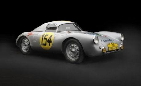 1953 Porsche 550rs prototype